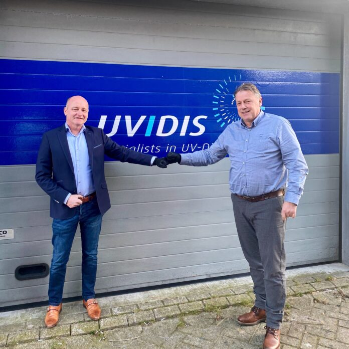 Holland Water neemt Uvidis® over
